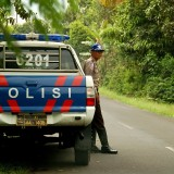 Balinese police