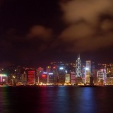 Hong Kong panorama