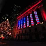 New York Stock Exchange, Christmas