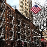 Russian Winter in New York