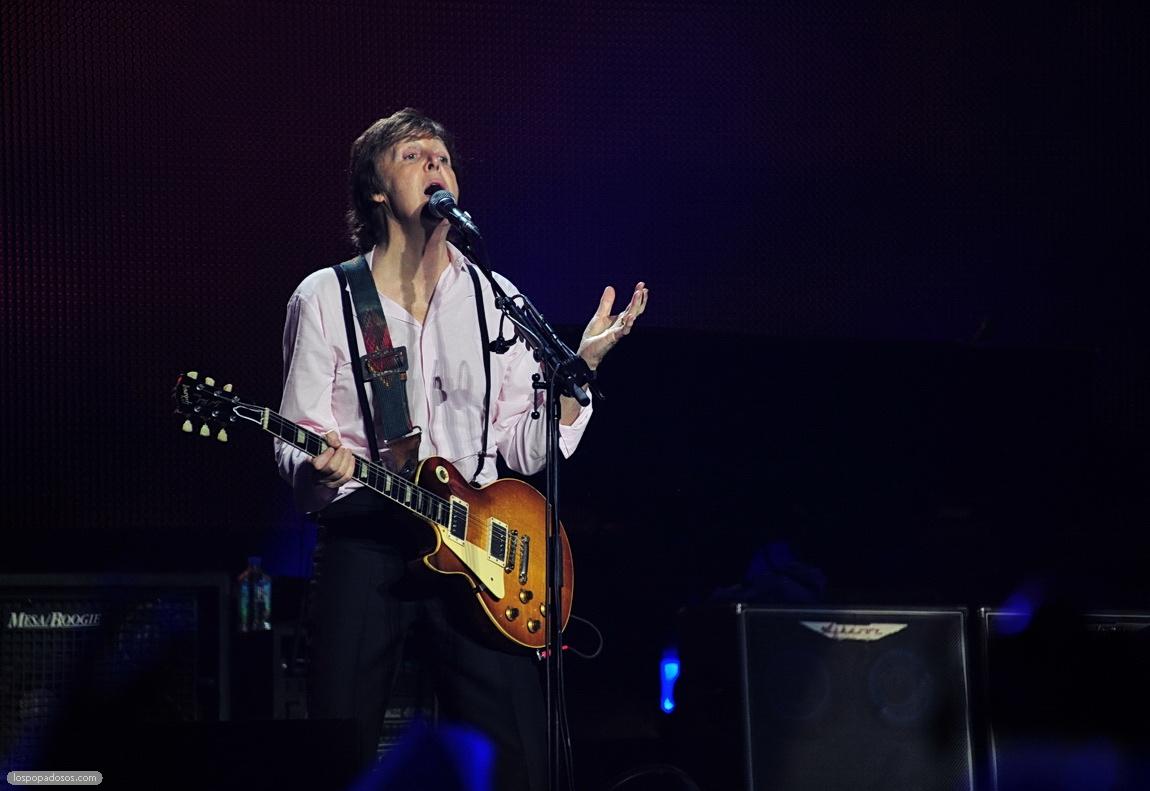 Пол Маккартни завершил тур «On The Run» концертом в Ливерпуле